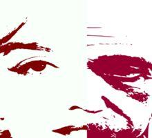 Marilyn Einstein Sticker
