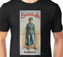 Performing Arts Posters Rices beautiful Evangeline 0994 Unisex T-Shirt