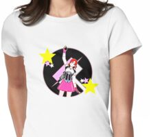 ~Im Queen Of The Castle~ Womens Fitted T-Shirt