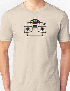 Viewmaster Black Colours Unisex T-Shirt