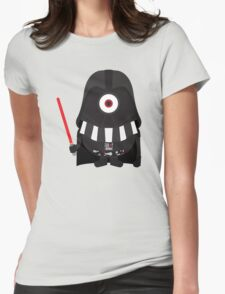 Vader Minion Womens Fitted T-Shirt