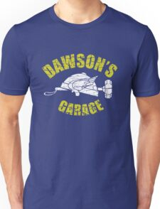 Dawson's Garage - Adventures in Babysitting Unisex T-Shirt