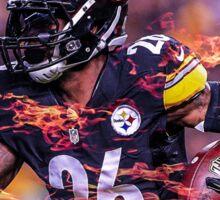 Leveon Bell Pittsburg Steelers Sticker