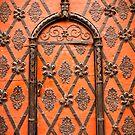 Decorative Door by Rae Tucker
