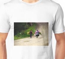 Bringing In The Sheaves Unisex T-Shirt