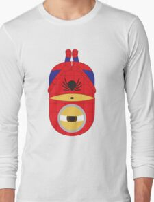 Spiderman Minion Long Sleeve T-Shirt
