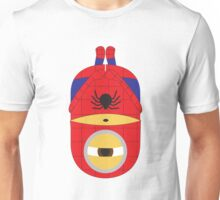 Spiderman Minion Unisex T-Shirt