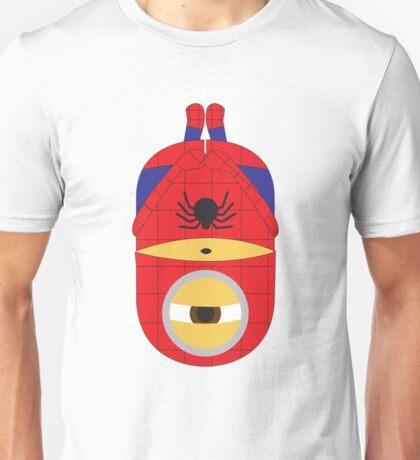 Spiderman Minion Unisex T-Shirt