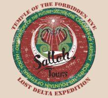 Sallah's Temple Tours by EpcotServo