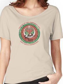 Sallah's Temple Tours Women's Relaxed Fit T-Shirt