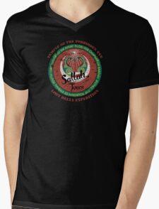 Sallah's Temple Tours Mens V-Neck T-Shirt