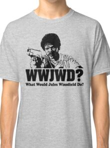 WWJWD What Would Jules Do Classic T-Shirt