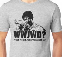 WWJWD What Would Jules Do Unisex T-Shirt