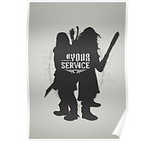 At Your Service Poster
