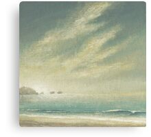 First light across the bay Canvas Print