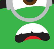 Hulk Minion Sticker