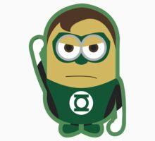 Green Lantern Minion by freddyballs