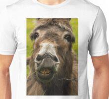 Smiling Donkey Unisex T-Shirt