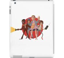 Stranger Things Fun Cartoon iPad Case/Skin