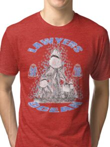 Lawyers Of The Ocean Tri-blend T-Shirt