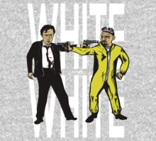 Mr. White vs. Mr. White T-Shirt