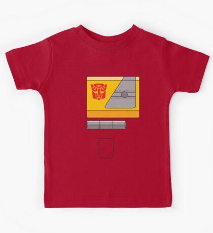 Blaster - Transformers 80s Kids Tee