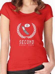 Mirai Nikki: SECOND Women's Fitted Scoop T-Shirt