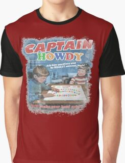 Captain Howdy - The Exorcist Graphic T-Shirt