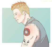 Gentle Punk Steve by Maddeh