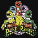 Poke Rangers by Italiux