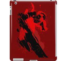 Grunge Swordsman iPad Case/Skin