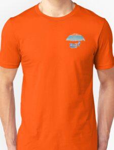 I support Port Fairy SLSC (small design) T-Shirt