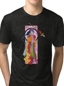 Nuriko Nouveau Tri-blend T-Shirt
