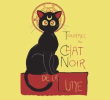 Chat Noir de la Lune Kids Clothes