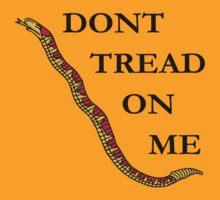 Don't Tread On Me by Mingjai