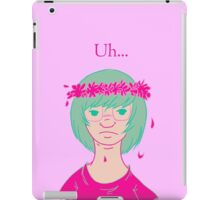 Queen Tina Belcher, First of her Name iPad Case/Skin