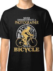 Photographer -T-Shirt Classic T-Shirt