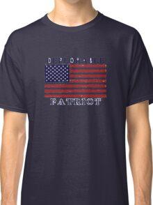 Deplorable Patriot Blue Classic T-Shirt