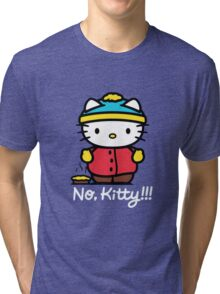Carmen Hello Kitty Pot Pie Tri-blend T-Shirt