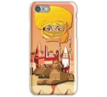 An Egyptian Story iPhone Case/Skin