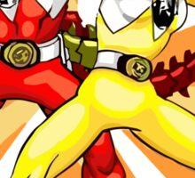 It's Xenomorphin' Time! Sticker