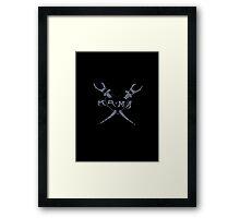 Ma-Ma - Dredd Framed Print