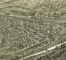 South Fork, Cambria County, Pennsylvania (1900) Sticker