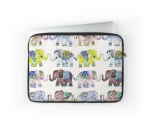 Elephant Collection – Cool Palette Laptop Sleeve