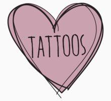 Tattoo One Piece - Long Sleeve