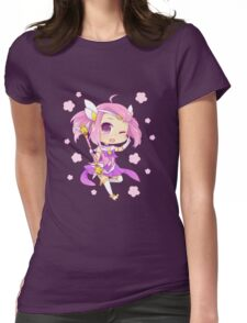 CHIBI STAR GUARDIAN LUX | League of Legends Womens Fitted T-Shirt