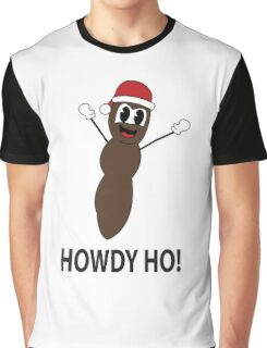 Mr. Hankey The Christmas Poo South Park Graphic T-Shirt