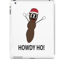 Mr. Hankey The Christmas Poo South Park iPad Case/Skin