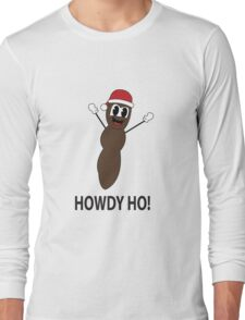 Mr. Hankey The Christmas Poo South Park Long Sleeve T-Shirt