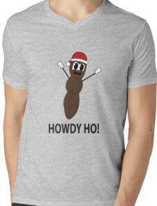 Mr. Hankey The Christmas Poo South Park Mens V-Neck T-Shirt